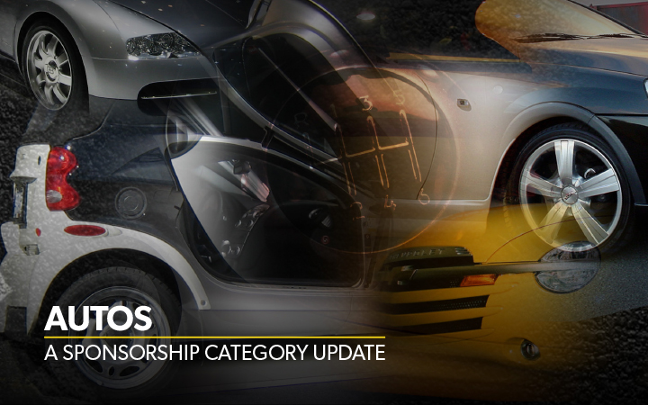 Autos: A Sponsorship Category Update