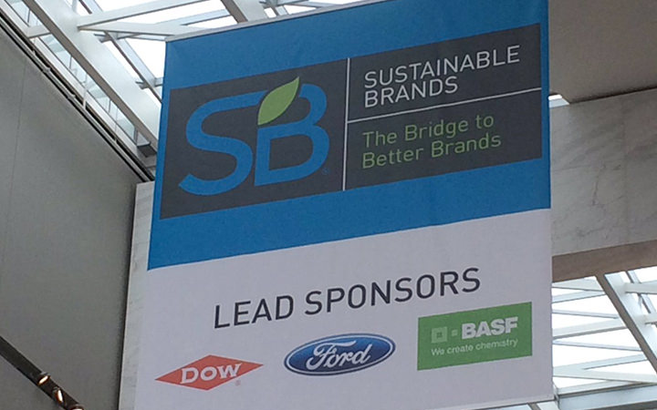Sustainable Brands Conference: Some Big and Not-So-Big Ideas for Sponsors and Rightsholders