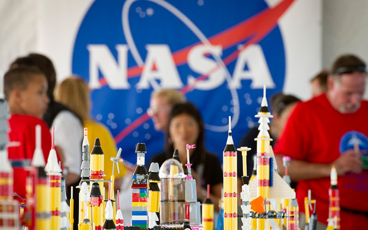 Sponsorship, The Final Frontier: NASA As The Next Formula 1