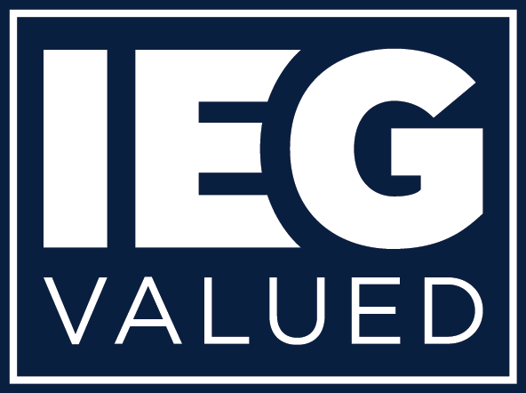 IEG Valued Seal